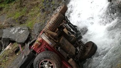 Photo of Accident at waterfalls kills one, while an infant drowns in a bucket