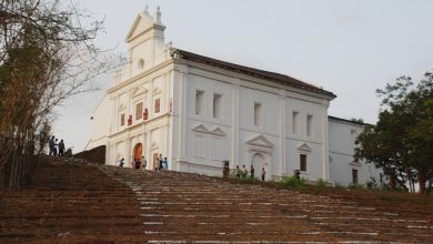 Photo of Mount Mary Feast or Fulanchem Fest celebrated in Goa