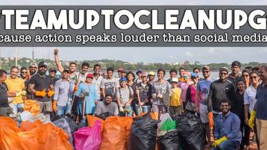Photo of Team Up To Clean Up Goa – A Local Initiative