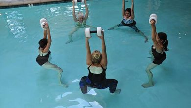 Photo of You can beat the heat this summer with Aqua Yoga!