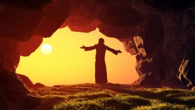 Photo of The Lord's resurrection is celebrated on Easter Sunday
