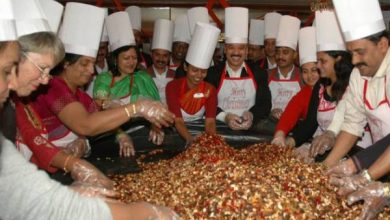 Photo of The tradition of cake mixing for the Christmas season