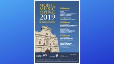 Photo of A music festival for the senses: Monte Music Festival 2019