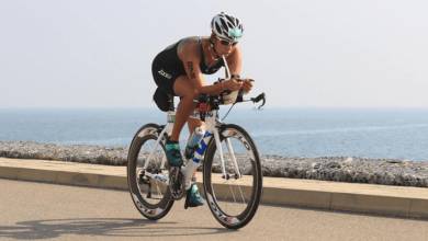 Photo of Goan Nisha Madgavkar creates history, wins Ironman 70.3 in Colombo