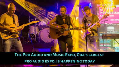 Photo of The Pro Audio and Music Expo, Goa's largest pro audio expo, is happening today