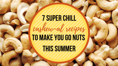 Photo of 7 super chill, cashew-al recipes to make you go NUTS this summer
