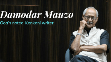 Photo of Damodar Mauzo – Goa's noted Konkani writer