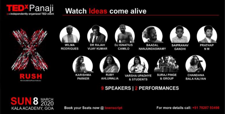 TEDx Panaji 2020