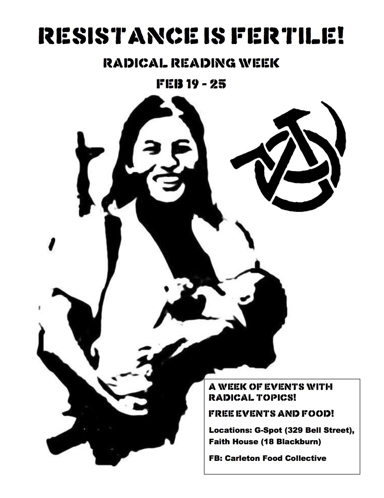 Ottawa's Anarchist Renaissance: Announcing Resistance is