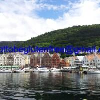 Bergen: Lunch @ McDonalds