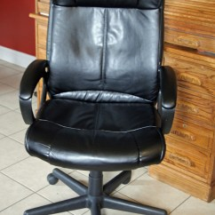 Staples Turcotte Chair Brown Black Dining Chairs Nz Summary Luxura High Back Office 600 917