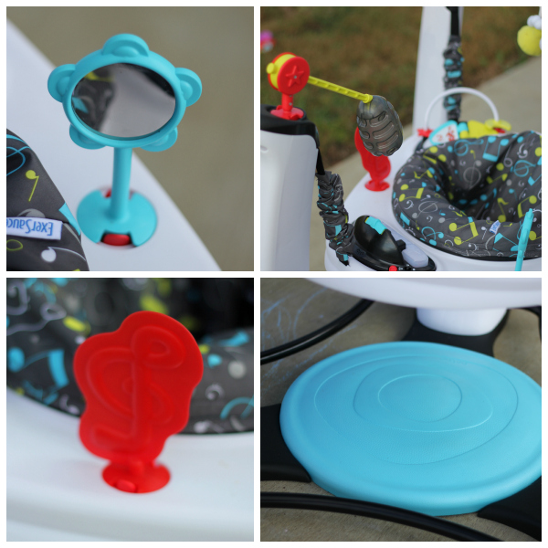 Evenflo ExerSaucer Jump and Learn Jam Session Review