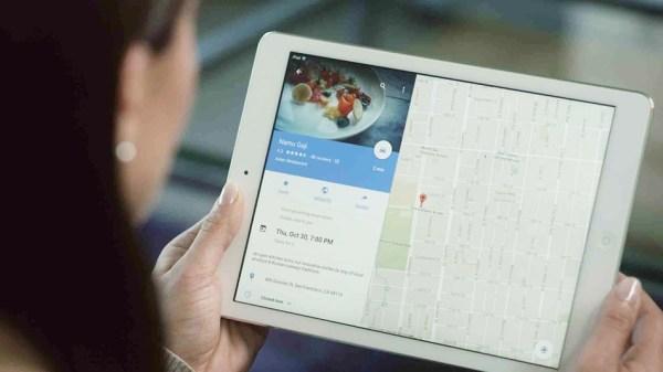 Google Maps sjell shërbimet Uber dhe OpenTable
