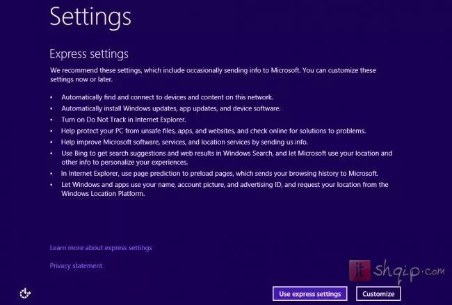 Instalo Windows 10 në kompjuterin tuaj 6