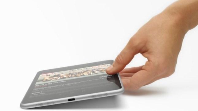 Nokia prezanton tabletin N1 me Z Launcher1