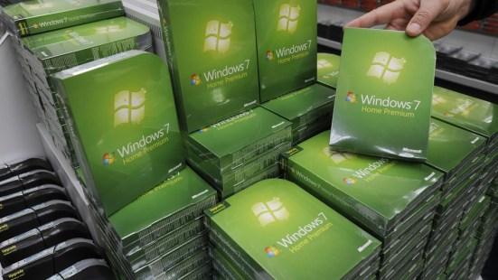 Thuani lamtumirë Windows 7-it