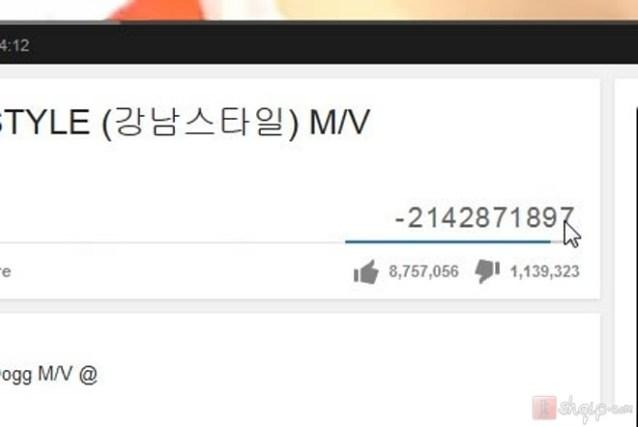 Gangnam Style thyen numëruesin e shikimeve të YouTube-së2