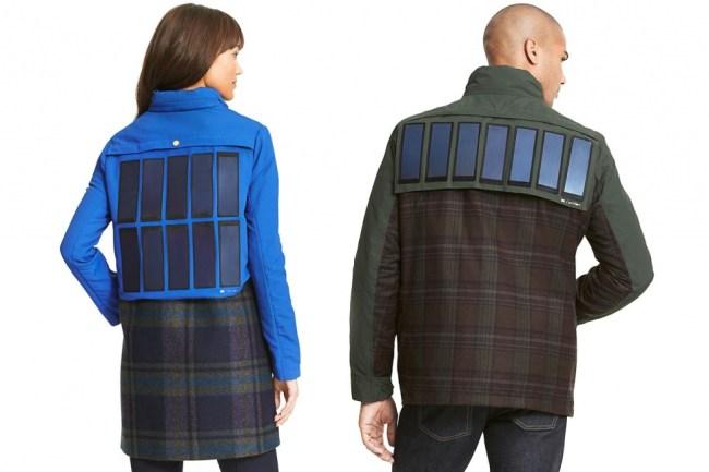 Xhaketa e çuditshme solare nga Hilfiger mbush baterinë e telefonit tuaj
