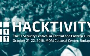 Hacktivity 2016 po afrohet