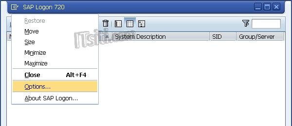 Enable SAP Message Notifications in a Dialog Box