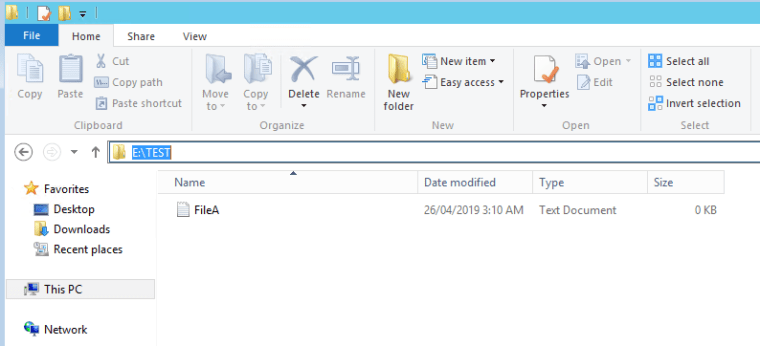 How to Delete File from AL11 Directory