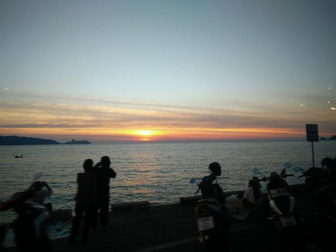 Last sunset in Phuket :(
