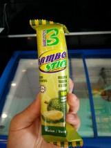durian ice cream! So good