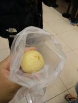 Durian ball hehe