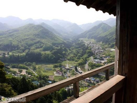 view from godaidou
