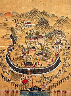 siege of dongnae during japanese invasion of korea in 1592