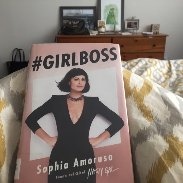 How to be a #GirlBoss // itsjoulife.com