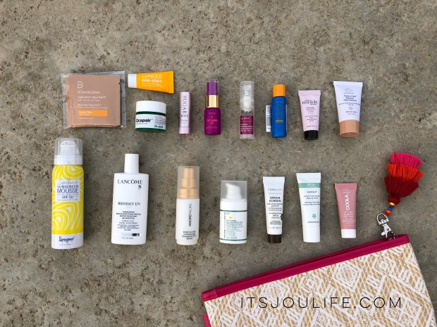 Sephora Sun Safety Kit 2018 (FULL SPOILERS) on It's Jou Life blog - https://wp.me/p7RBMP-1bg