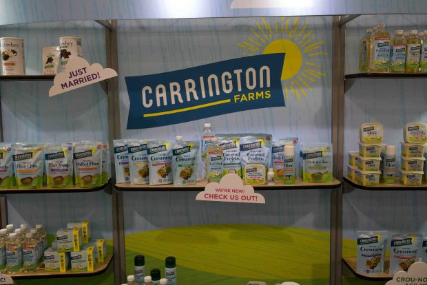 Carrington Farms Coconut Oil. Top Trends at Natural Products Expo West 2018 via It's Jou Life blog - https://wp.me/p7RBMP-1b2