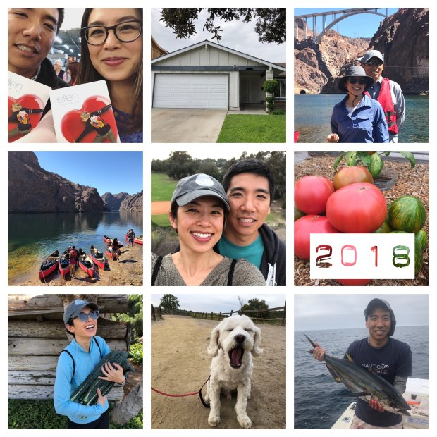 2018 Year in Review via It's Jou Life blog - https://wp.me/p7RBMP-1ix