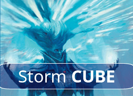 The Perfect Storm - Holiday Cube Draft #2 - 25th December 2014