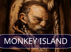 Monkey Island vs Gwb Maverick #2