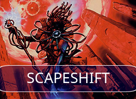 Scapeshift vs Mono Red Blood Moon #1