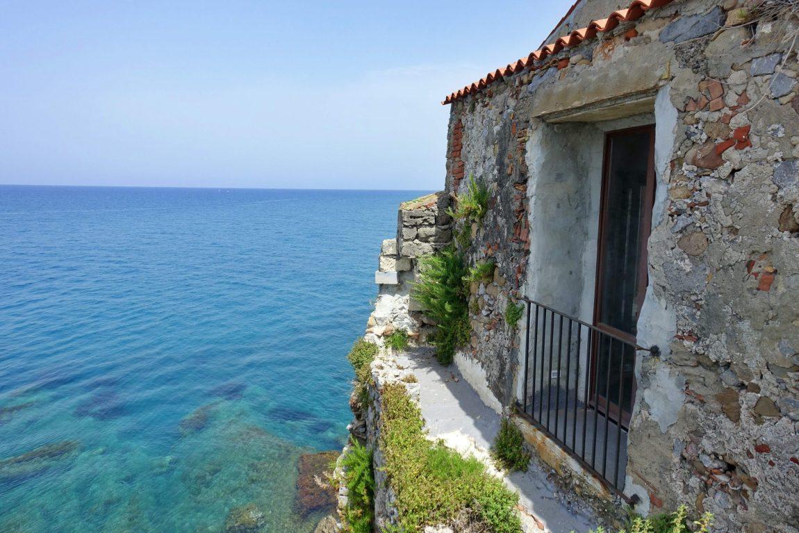 View from Bastione di Capo Marchiafav