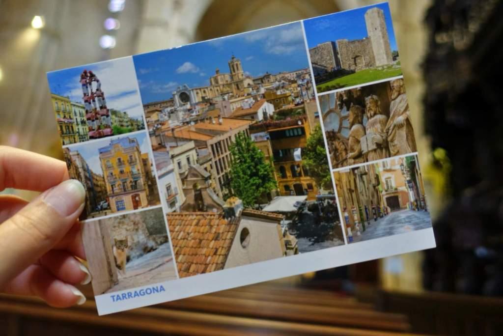 Postcard from Tarragona