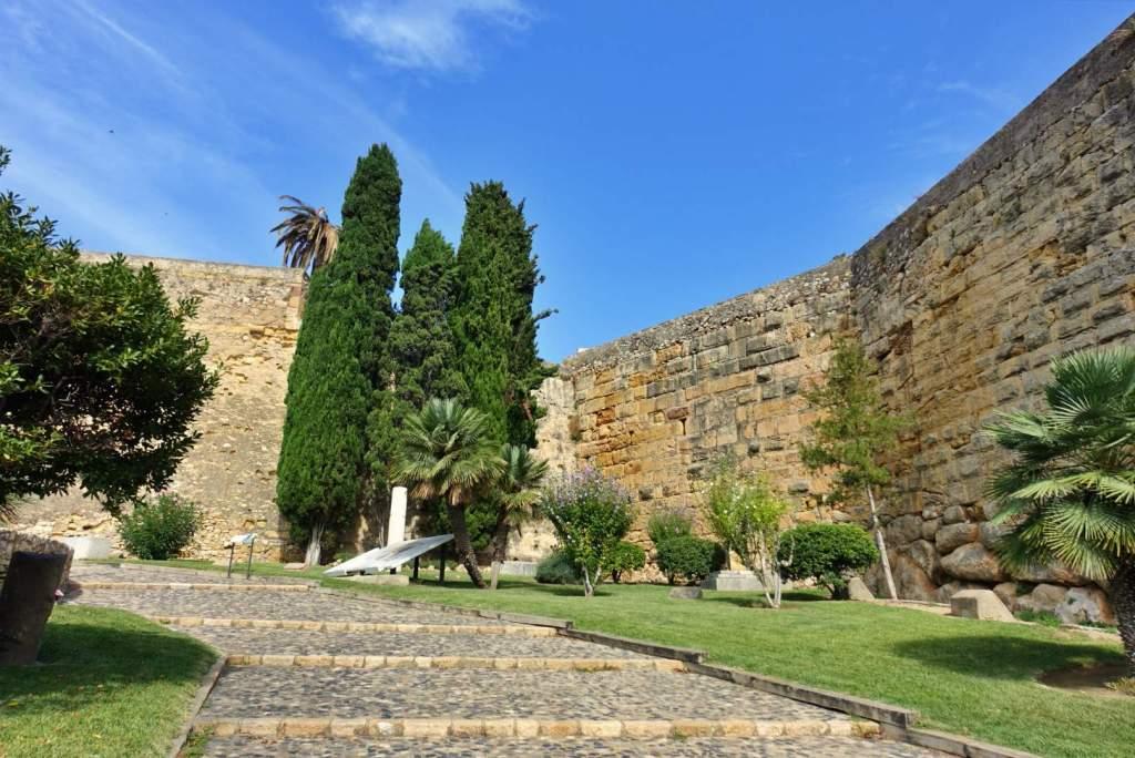 Tarragona city walls