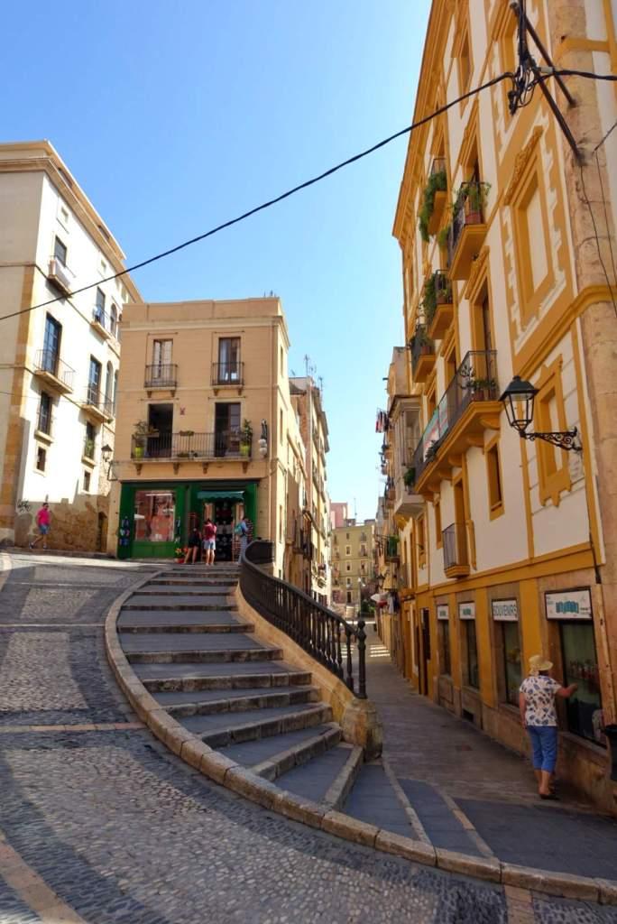 Tarragona street 2