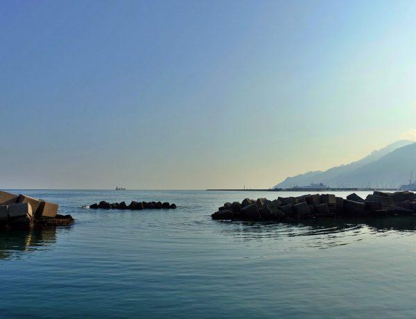 Amalfi Coast from Salerno