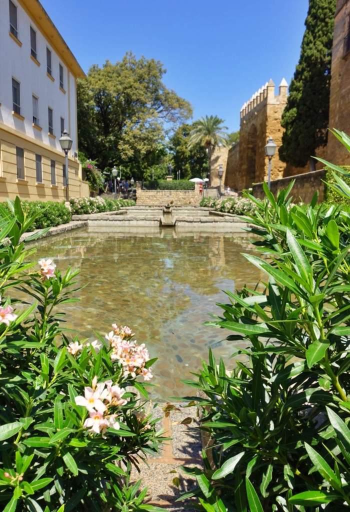 Cordoba street fountains