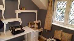 21st Century Cottage - Sewing Room