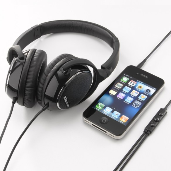Klipsch Image One Headphones with iPhone