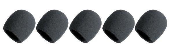 Foam Microphone Windscreens