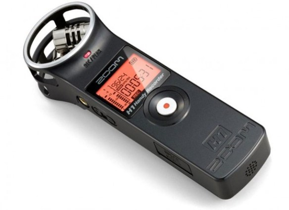 Zoom_H1_Recorder