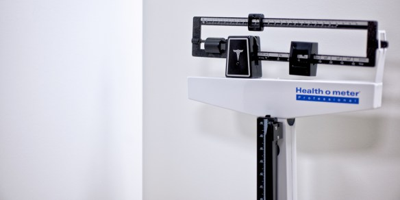 Health O Meter Body Scale