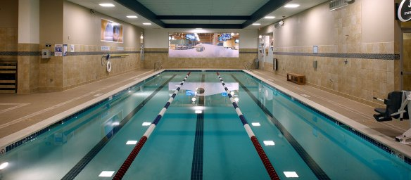 UTC San Diego 24 Hour Fitness Pool