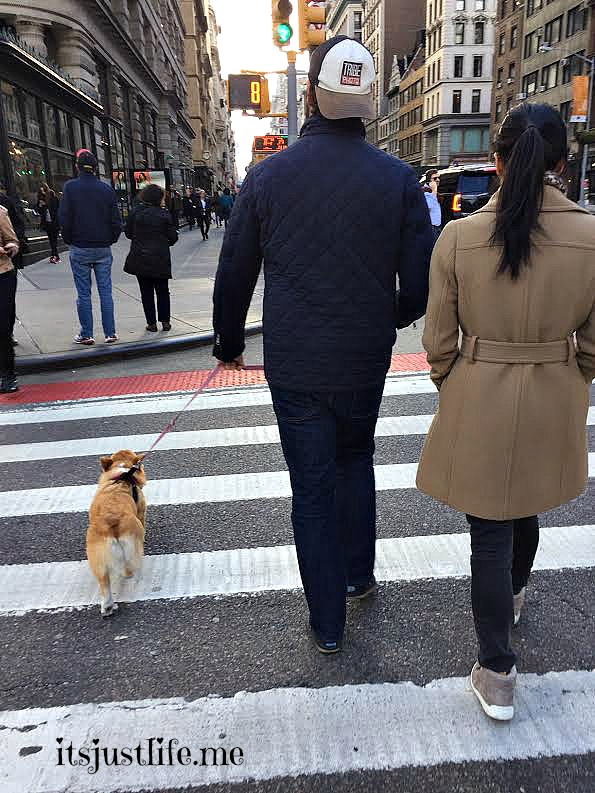 family-walk